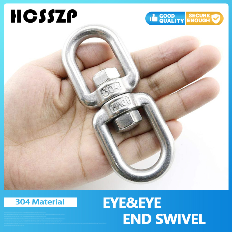 Hook swivel shackle SWIVEL HOOKS