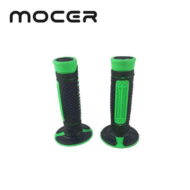 8 Colors Available Universal Racing Moto Handle Grips Motocross Parts Motorbike  For Domina   WG-118