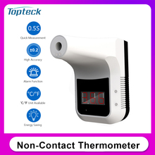 Non-Contact Digital K3 Thermometer Wall-Mounted Infrared Forehead K3 Thermometer