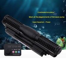 Jebao CP25 CP40 CP55 Wireless Master Slave Pump Control Circulation Cross Flow Wave Marine Aquarium Maker