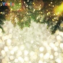 Yeele Christmas Backdrop Winter Pine Tree Newborn Baby Portrait Photography Background For Photo Studio Photocall Photophone