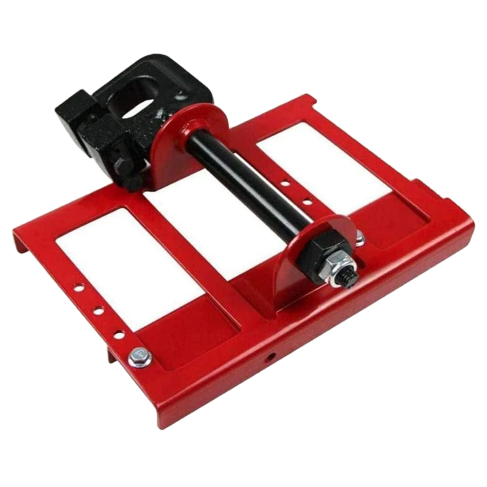 Mini Construction Steel Frame Chainsaw Bar Attachment Cutting Accessories Timber Open Lumber Portable Guide Woodworking Mill