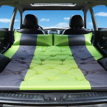 Air-Mat Inflatablecar-Bed Off-Road Camping Mattress Trunk Travel SUV Outdoor Automatic