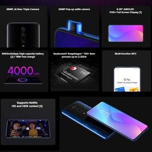"Image 4 - Xiao mi mi 9T Rot mi K20 6GB 128GB Globale Version Smartphone Snapdragon 730 48MP Kamera 4000mAh 6,39 ""AMOLED display popup selfie"