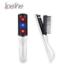 Comb-Brush Laser-Comb Hair Health Anti-Hair-Loss-Brush Nano Light-Ems Scalp Red Massage