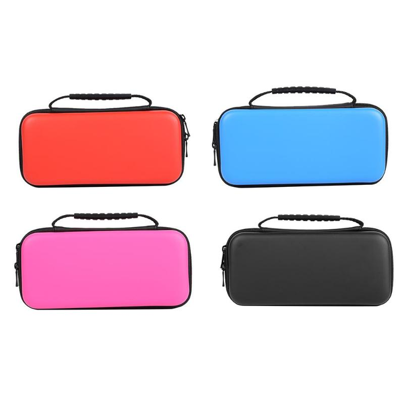 EVA Carrying Bag Protective Cover for Nintend Switch Lite Console Portable Anti-fall Storage Game Bag for NS Switch Lite Case