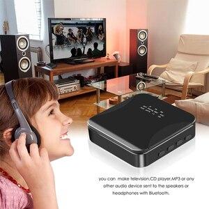 Image 5 - 3.5 ミリメートル HD Bluetooth 5.0 オーディオトランスミッタレシーバ CSR8675 ワイヤレス aptx オーディオ自動アダプタテレビ車 aptX HD LL 低レイテンシ