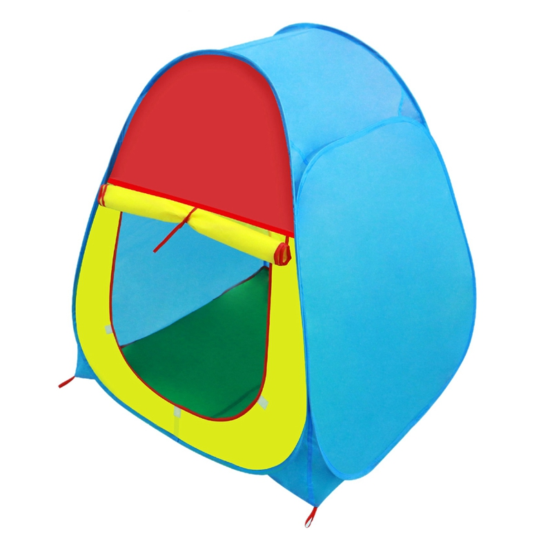 Game House Foldable Children Kids Play Tents Outdoor Baby Ocean Ball Toy Tent Girl Outdoor House Kids Tent Baby Gift