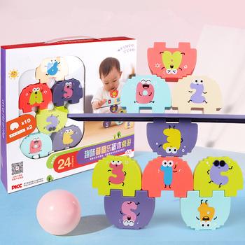 Bloki równowagi dziecka zabawki edukacyjne wczesna edukacja klocki do budowy dzieci równoważenie rama wstaw zabawki konstrukcyjne ćwiczenia mózgu tanie i dobre opinie Drewna MBL01517 Urodzenia ~ 24 Miesięcy 2-4 lat 5-7 lat 8 ~ 13 Lat Dorośli 14Y Fantasy i sci-fi