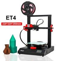 2019 Nova Anet ET4 ARM32 ABL de Nivelamento Automático Cama Aquecimento Rápido Fácil Montagem Desktop FDM Impressora Impressora 3D kit|Impressoras 3D| |  -