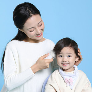 Image 4 - Xiaomi Mitu Haar Trimmer Wiederaufladbare Elektrische Haar Clipper männer Cordless Haarschnitt Einstellbare Klinge IPX7 Wasserdicht