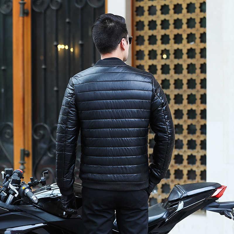 플러스 크기 10xl 9xl 8xl 새로운 겨울 자 켓 남자 두꺼운 따뜻한 최고 품질 windproof 지퍼 의류 남자 패션 겨울 코트 남자