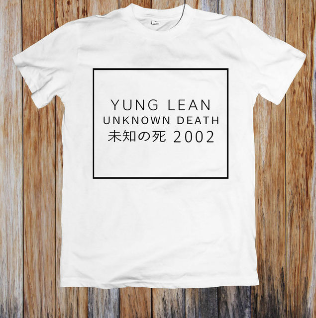 Yung maigre inconnu mort Hiphop unisexe t-shirt