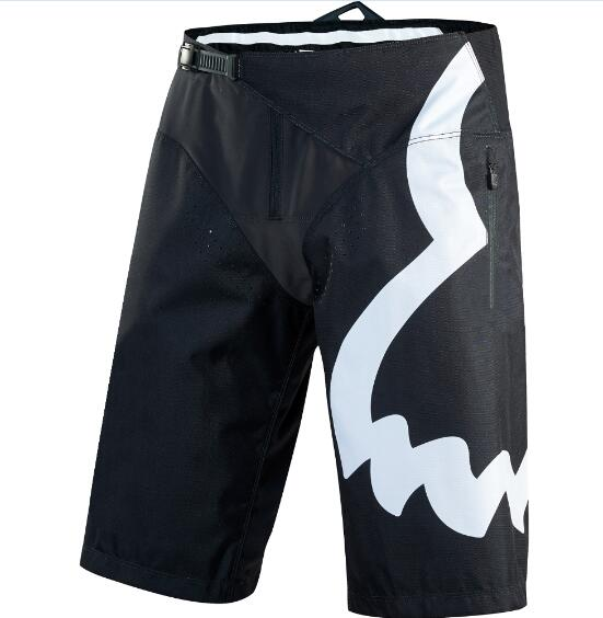 Delicate Fox Motocross Racing Bicycling Cycling MTB DH Bike Shorts Summer Short Pants