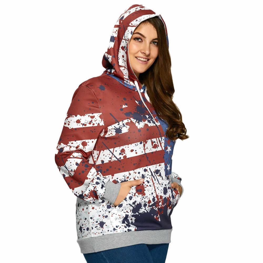 Kadın Retro Uzun Kollu Hoodie Kapşonlu Kazak Tops Ceket Kaban dış giyim Polerones Harajuku Hoodie L3087