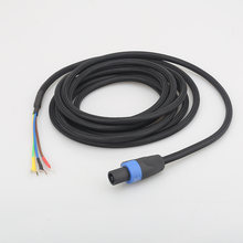 Высококачественный кабель audiocrast sbc01 для сабвуфера 3 провода