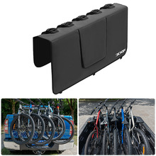 Protection-Pad Truck-Accessories Bike-Frame Tailgate-Cover Mountain-Bike with Fixing-Straps