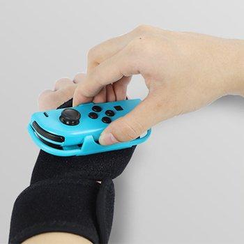 2 szt Przełącznik taniec ruchu gra bransoletka na ławka do wyciskania Handstand Push-up naprawiono rękę wygodny pasek na rękę tanie i dobre opinie OCDAY CN (pochodzenie) Nintendo