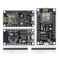Беспроводной модуль CH340/CP2102 NodeMcu V3 V2 Lua WI-FI Интернет вещей Совет по развитию на основе ESP8266 ESP-12E с антенна PCB