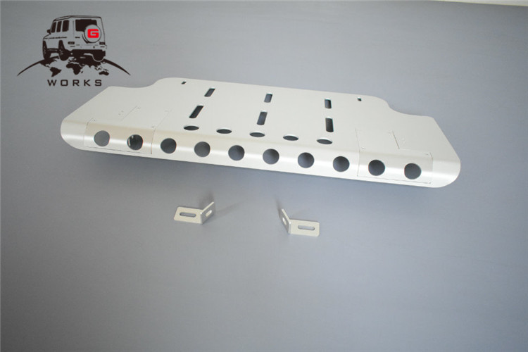 front skid plate (25)