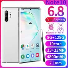 Wersja globalna Note10 Plus 6.8