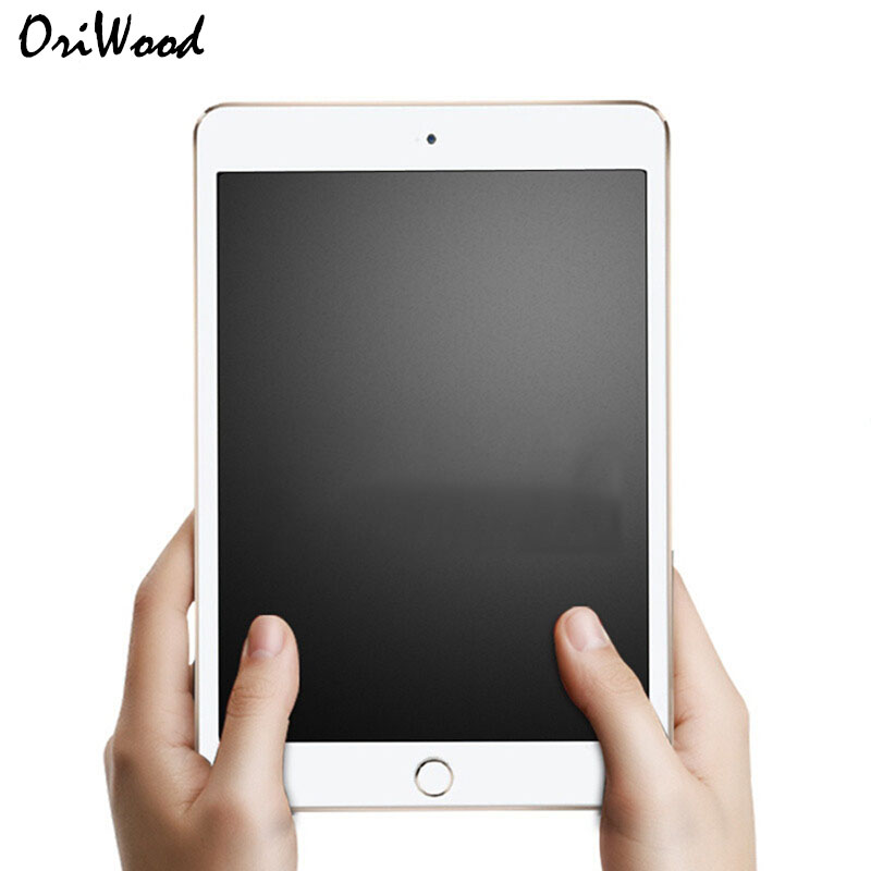 For Apple IPad Mini 1 2 3 4 5 6 2017 2018 Air 9.7 7.9 Matte Tempered Glass Anti Fingerprints 2.5D Frosted Screen Protector Film
