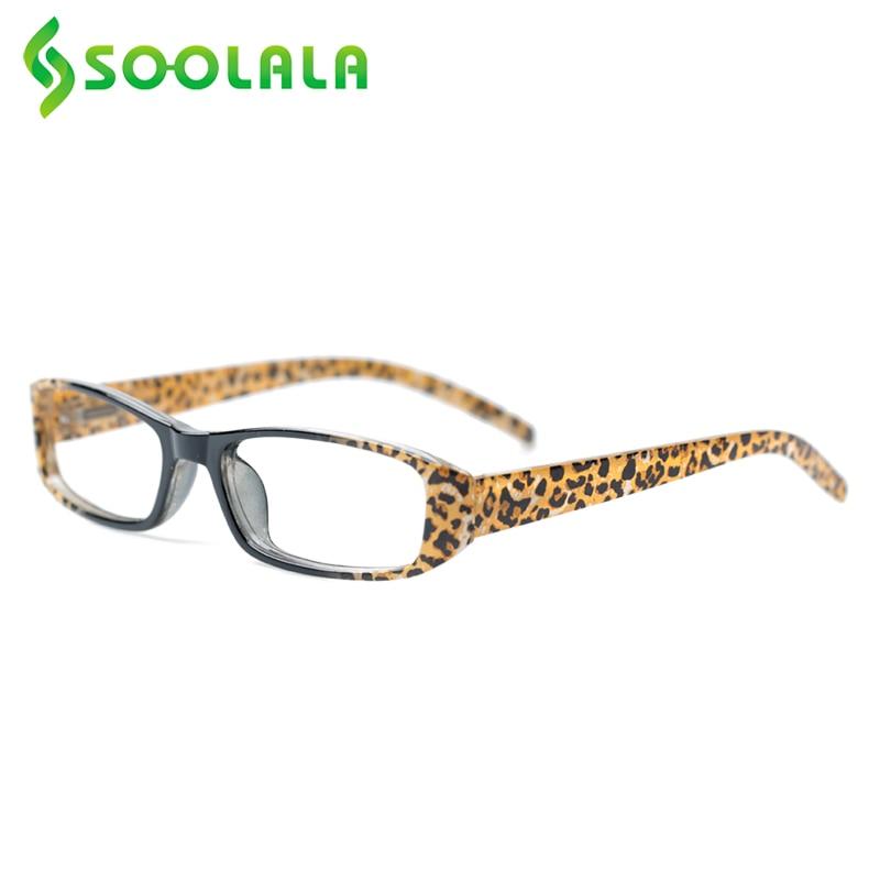 SOOLALA Пресбиопия очки для чтения для женщин и мужчин Весна Петля Стразы очки для чтения + 1,0 1,25 1,5 1,75 2,0 2,5 3,0 3,5 4,0