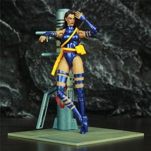 """Image 3 - Orijinal MS seçin X erkek Psylocke 7 """"Action Figure X MEN Mutant Elizabeth Betsy Braddock koleksiyonu DST elmas seçin oyuncaklar bebek"""