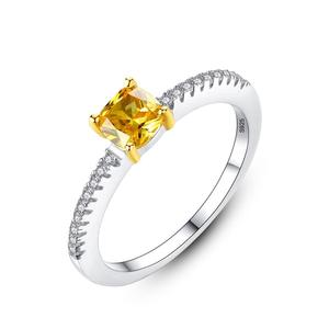 Crystal Female Natural Yellow