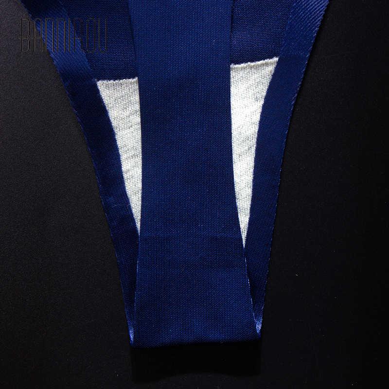 1 Pcsผู้หญิงชุดชั้นในสตรีเซ็กซี่กีฬากางเกงหญิงT-กลับนุ่มG-Stringทองสำหรับผู้หญิงชุดชั้นในเซ็กซี่ใหม่BANNIROU
