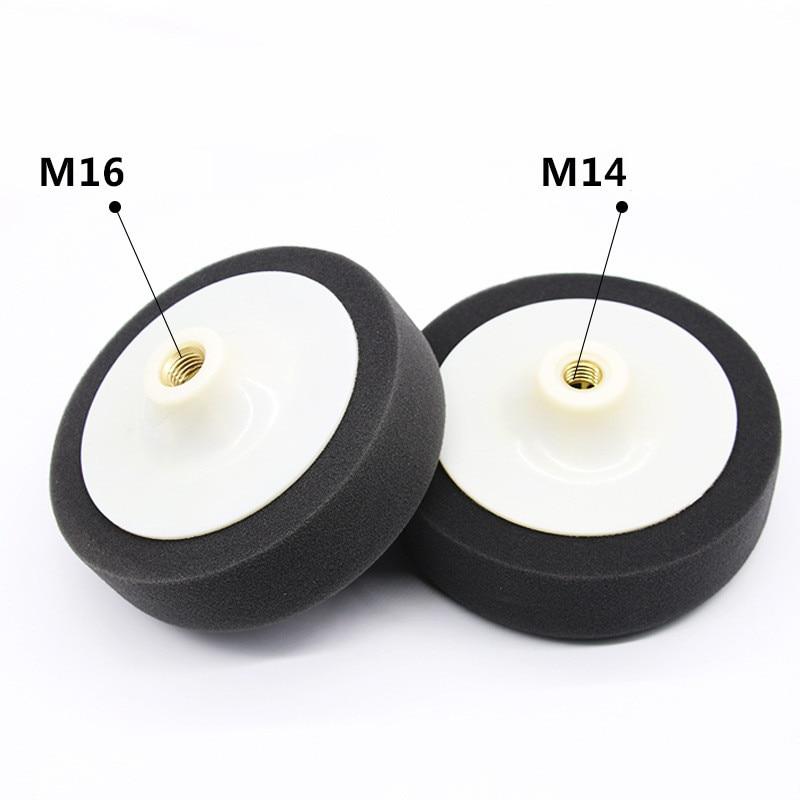 6 Inch Polishing Pad For Car Polisher Sponge Wheel Polishing Plate Mirror Waxing Reduction Disk Sponge Ball Grinding Plate 150mm