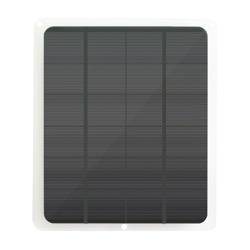 20W 5V Zonnepaneel Waterdichte Usb Monokristallijn Zonnepaneel Outdoor Charger Zonnecellen Mobiele Module Voor Camping Emergency 2