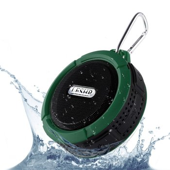C6 Outdoor Wireless Bluetooth 4.1 Stereo Portable Speaker Built-in Mic Shock Resistance IPX4 Waterproof Louderspeaker r20 mifa outdoor bluetooth speaker rugged ipx4 waterproof speakers with powerful driver built in mic outdoor wireless speaker
