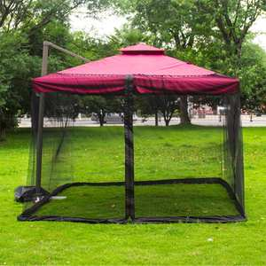 Sunshade Tent Awning SUN-SHELTER Sun-Canopy Garden Outdoor Beach Camping Patio-Pool