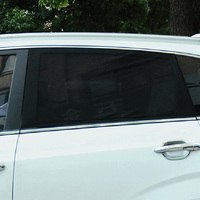Front Rear Window Cover Shield UV proof Sun Visor Sunshade Breathable Set Kit|Side Window Sunshades|   -