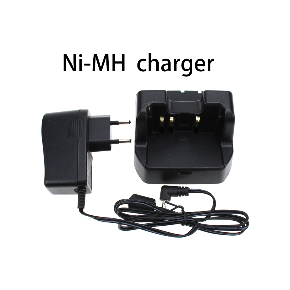 Desktop Charger CD-<font><b>47</b></font> for Yaesu FT-270R FT-60R Vertex Standard VX160 VX420 Radio image