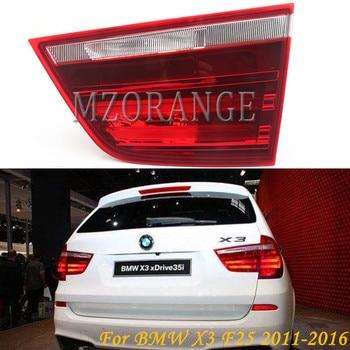 MZORANGE Inner Tail Light For BMW X3 F25 18i 20i 28i 18d 20iX 28iX 35iX 20dX 2011-2016 Tail Brake Light Car Light  Assembly