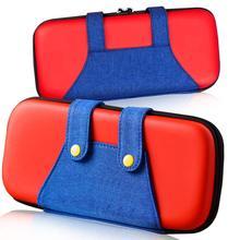 Мобильная игровая консоль аксессуары для игр многофункциональная Мини Портативная Сумка водонепроницаемая сумка для хранения