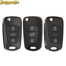 Jingyuqin дистанционный флип Автомобильный ключ оболочки для