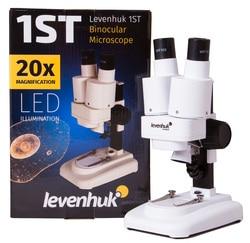 Mikroskop Levenhuk 1ST lornetka