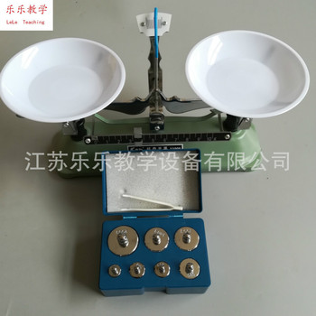 100g 200g 500g 1000g teaching balance Tray balance shelf balance tray balance student balance with weight фото