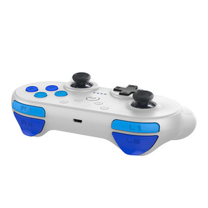Image 4 - Nintend Switch Mini Compact Wireless Bluetooth Gamepad Game Controller for Nintendos Switch NS Game Pad Console w/ NFC Function