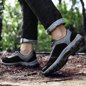 Image 4 - 큰 사이즈 49 신발 남성 스니커즈 레이스 업 캐주얼 남성 신발 봄 경량 통기성 워킹 신발 Zapatillas De Deporte
