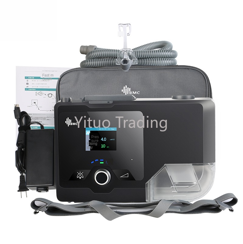 Upgraded Version Of Fully Automatic Ventilator Home Noninvasive Positive Pressure Sleep Snoring Stopper