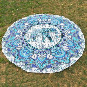 Пляжное полотенце Йога коврик ковровое покрытие гобеленовый коврик индийские мандаловые одеяла ванная комната ковер кемпинг матрас servette De Plage