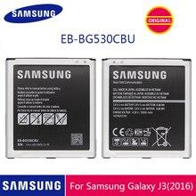 SAMSUNG Batteria Del Telefono Originale EB BG530CBU EB BG530CBE 2600mAh Per La Galassia Grand Prime J3 2016 G530 G531F G530H G530F Con NFC