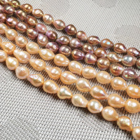 High Quality Natural Freshwater Pearl Irregural Gems Loose Spacer Beads Jewelry Making Fit Neckalce Bracelet Accessories
