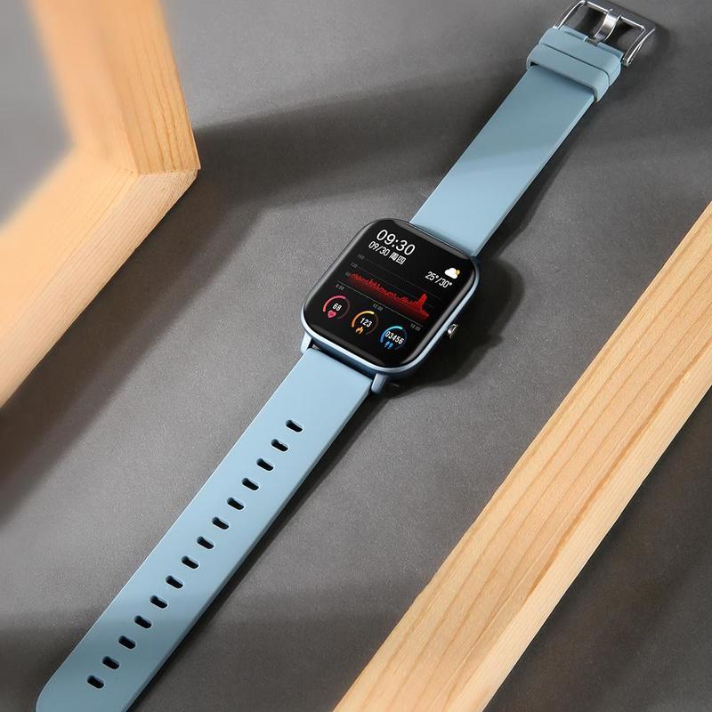 Смарт часы full touch для мужчин и женщин ip67 Водонепроницаемый