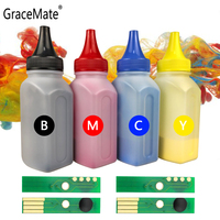 GraceMate Toner Powder Compatible For Xerox DocuPrint CP305 CP305b CP305d CP305EG CM305 CM305df C1110B C1110 Printer With Chips Toner Powder     -