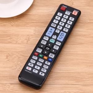 Image 2 - Nova substituição de controle remoto tv para samsung lcd/led 3d tv AA59 00431A controle remoto sem bateria
